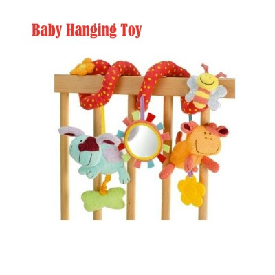 ELC Animal Model Rattle Ring Bell Baby Toy