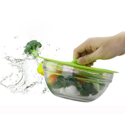 Environmental Silicone Suction Bowl Lid от GearBest.com INT