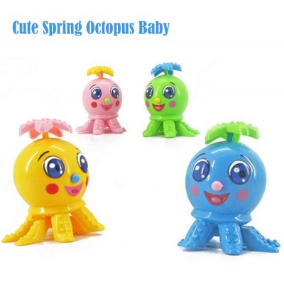 Cute Spring Octopus Baby Mini Animal Toy Christmas Gift