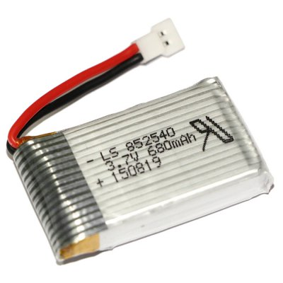 3.7V 680mAh Battery for TK TM68 M62R HQ 905