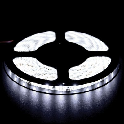 BRELONG 5M 72W 60 x SMD 5630 / M Waterproof LED Strip LightLED Strips<br>BRELONG 5M 72W 60 x SMD 5630 / M Waterproof LED Strip Light<br><br>Brand: BRELONG<br>Type: LED Strip<br>Features: IP-65,Cuttable,Waterproof<br>Length: 5<br>LED type: SMD-5630<br>Number of LEDs: 60 x SMD 5630 / M<br>Actual Lumens: 6000Lm<br>CCT/Wavelength: 3000-3500K,6000-7000K<br>Optional Light Color: Warm White,Cool White<br>Connector type: EU plug,US plug<br>Input Voltage: AC100-240<br>Material: FPC<br>Product weight: 0.410 kg<br>Package weight: 0.48 kg<br>Product size (L x W x H): 500 x 1 x 0.3 cm / 196.50 x 0.39 x 0.12 inches<br>Package size (L x W x H): 25 x 22 x 4 cm / 9.83 x 8.65 x 1.57 inches<br>Package Contents: 1 x LED Strip Light, 1 x Adapter, 1 x Cable