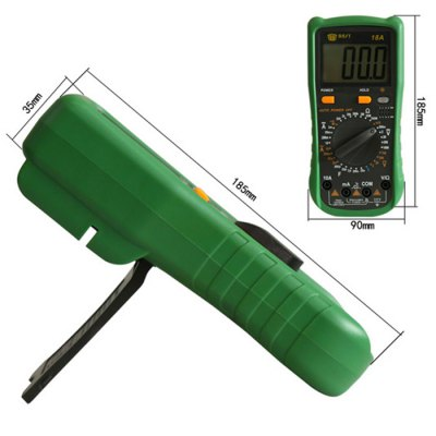 ФОТО BEST BST-18A LCD Digital Multimeter