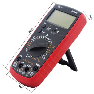 ФОТО BEST BT-58C LCD Digital Multimeter