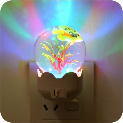 Magic Crystal Ball LED NightlightDecorative Lights<br>Magic Crystal Ball LED Nightlight<br><br>Model: LED Nightlight<br>Type: Decorative Lighting<br>Decorative Style: Simple and Modern<br>For: Bar, Clothing Store, School, Cafe, Restaurant, Other, Hotel, Lover, Office, Student, Saloon, Home<br>Material: ABS<br>Features: Gift, Creative<br>Product weight   : 0.230 kg<br>Package weight   : 0.320 kg<br>Product size (L x W x H)   : 9.5 x 9 x 6 cm / 3.73 x 3.54 x 2.36 inches<br>Package size (L x W x H)  : 12 x 12 x 8 cm / 4.72 x 4.72 x 3.14 inches<br>Package Contents: 1 x LED Nightlight