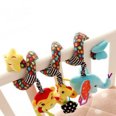 Funny Star Style Infant Crib Music Rattle от GearBest.com INT