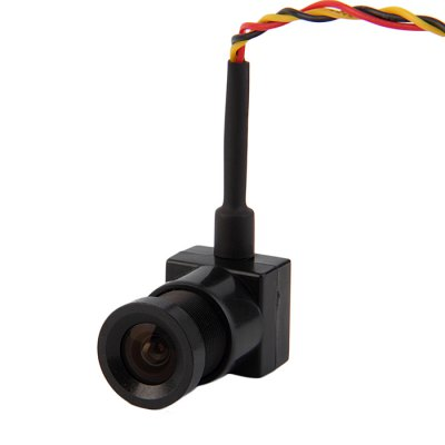 3.6mm Wide Angle 700 TVL Audio Camera NTSC Format