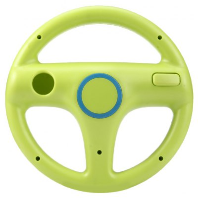 Mario Racing Game Steering Wheel Controller for Wii