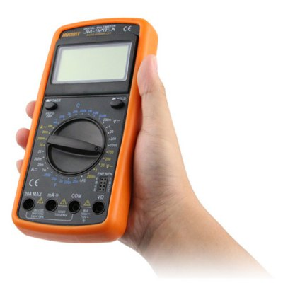 ФОТО JAKEMY JM-9205A LCD Digital Multimeter