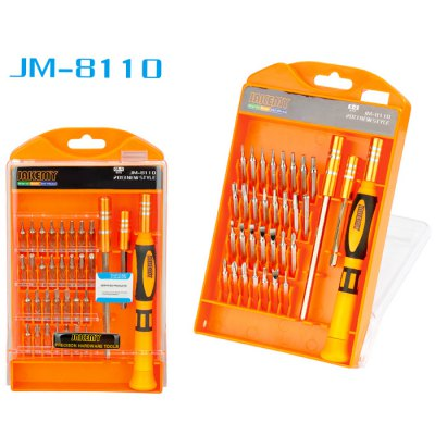 JAKEMY JM- 8110 33 in 1 Screwdriver Kit