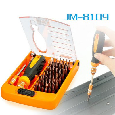 JAKEMY JM-8109 38 in 1 Screwdriver Kit Repair Tool