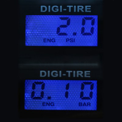 Voice Electronic Digital Tire Pressure Gauge