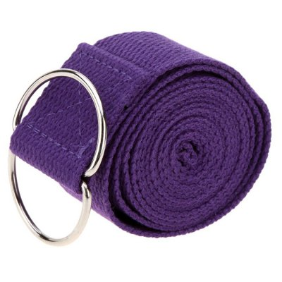 Yoga Stretch StrapYoga Accessories<br>Yoga Stretch Strap<br><br>Color: Purple, Pink, Green, Black, Light Purple, Light Blue<br>Product Weight: 0.150 kg<br>Package Weight: 0.190 kg<br>Product Size: 18.3 x 3.9 x 2.0 cm / 7.19 x 1.53 x 0.79 inches<br>Package Size: 15 x 7 x 6 cm / 5.90 x 2.75 x 2.36 inches<br>Package Content: 1 x Yoga Stretch Strap