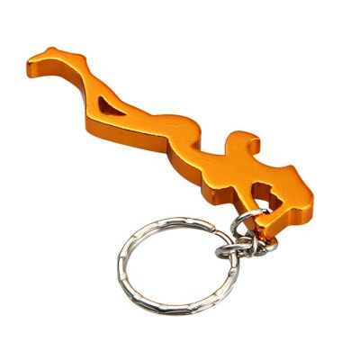 Sexy Woman Shaped Bottle Opener Aluminum Alloy Made