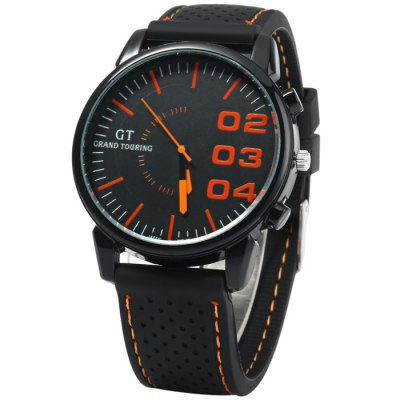 GT Men Japan Quartz Watch