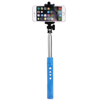 TUOPODA 2 in 1 Bluetooth Selfie Stick Built-in 2600mAh BatteryStands &amp; Holders<br>TUOPODA 2 in 1 Bluetooth Selfie Stick Built-in 2600mAh Battery<br><br>Compatibility: LG,Sony Ericsson,Motorola,Samsung S6 Edge,Samsung S6 Edge Plus,HTC 8X,HTC,Blackberry,Xperia Z3,Samsung Galaxy S5,Universal,Samsung S6,iPhone 5/5S,iPhone 6,iPhone 6 Plus,iPhone 6S,Nokia Lumia 920/820,G<br>Features: Selfie Stick,with Bluetooth,with Remote Control,With Cable<br>Compatible System Version: iOS 8,iOS 7,iOS 6,iOS 5,iOS 4,Android 3.0,Android 3.1,Android 3.2,Android 4.2,Android 4.1,Android 4.0,Android 4.4<br>Material: Aluminium Alloy,Silicon<br>Battery Capacity(mAh): 2600mAh<br>Folding Length: 30cm / 11.8inch<br>Extended Length: 120cm / 47.2inch<br>Clip Holder Range: 5.5 - 8.5cm<br>Product weight: 0.184 kg<br>Package weight: 0.281 kg<br>Package size: 24.000 x 8.500 x 4.500 cm / 9.449 x 3.346 x 1.772 inches<br>Package Contents: 1 x Monopod, 1 x Telescopic Rod, 1 x Phone Clip, 1 x Charging Cable, 1 x English Manual