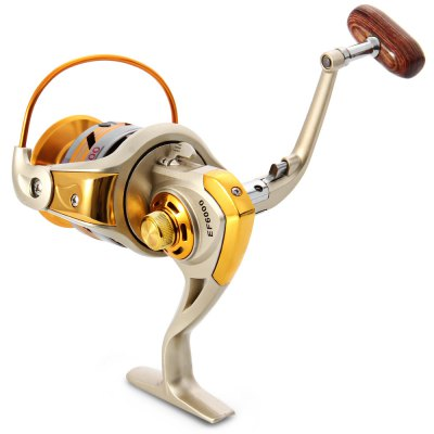 EF - 6000 Spinning Fishing Reel 10BBs 5.5 : 1