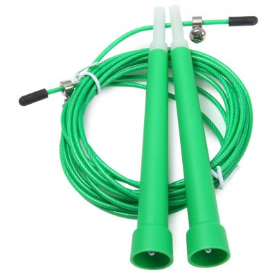 Ultra Speed Steel Wire Skipping Jump Rope 3M