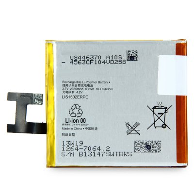 Battery for Sony Xperia C S39h C2305