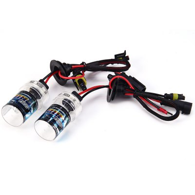 55W H1 4300K 2 PCS HID Xenon Light Ballast KitCar Lights<br>55W H1 4300K 2 PCS HID Xenon Light Ballast Kit<br><br>Model  : H1<br>Type: Head Lamp<br>Connector: H1<br>Color temperature: 4300K<br>Voltage : 9 - 36V<br>Power : 55W<br>Type of lamp-house : Xenon<br>Apply lamp position : External Lights, Interior Lights<br>Product weight   : 0.105 kg<br>Package weight   : 0.480 kg<br>Package size (L x W x H)  : 22.5 x 17.5 x 6 cm / 8.84 x 6.88 x 2.36 inches<br>Package contents: 2 x 55W H1 4300K HID Xenon Light, 2 x Ballasts, 1 x English User Manual
