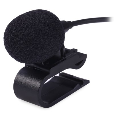 Car External Microphone Mic 3.5mm