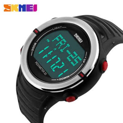 Skmei 1111 Heart Rate Sports Digital Watch