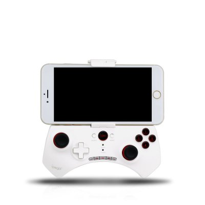 IPEGA PG 9025 Bluetooth Wireless Game Pad Joystick Game ControllerGame Controllers<br>IPEGA PG 9025 Bluetooth Wireless Game Pad Joystick Game Controller<br><br>Wireless transmission distance: 6-8 m<br>Compatibility: Blackberry, iPhone, Sony Ericsson, iPad, Samsung, iPod, Motorola, LG, Nokia, HTC<br>Color   : Black, White<br>Product weight : 0.144 kg<br>Package weight : 0.35 kg<br>Product size (L x W x H) : 14.8 x 8.9 x 4.2 cm / 5.8 x 3.5 x 1.7 inches<br>Package size (L x W x H) : 17.6 x 15.5 x 6.5=18.6 x 16.5 x 7.5 cm<br>Package Contents: 1x Bluetooth Controller, 1x Charging cable, 1x Manual