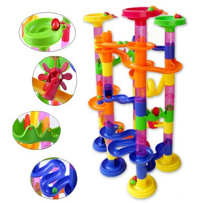 Marble Race Deluxe 105pcs