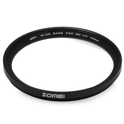Zomei 49mm Slim MCUV Filter Ultra-violet Protection Lens
