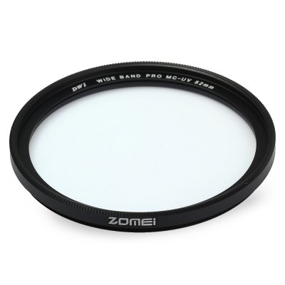 Zomei 52mm Slim MCUV Filter Ultra-violet Protection Lens