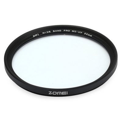 Zomei 55mm Slim MCUV Filter Ultra-violet Protection Lens