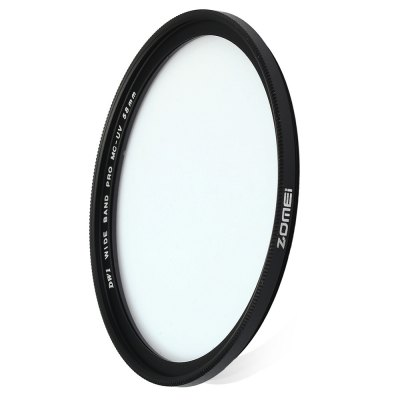 Zomei 58mm Slim MCUV Filter Ultra-violet Protection Lens
