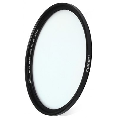 Zomei 62mm Slim MCUV Filter Ultra-violet Protection Lens