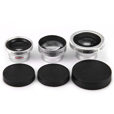 4 in 1 Universal Magnetic Phone Lens