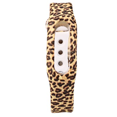 Sexy Leopard TPU Band for Xiaomi Miband / 1S