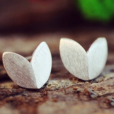 Pair of Alloy Matte Leaf Shape EarringsEarrings<br>Pair of Alloy Matte Leaf Shape Earrings<br><br>Earring Type: Stud Earrings<br>Gender: For Women<br>Length: 2CM<br>Package Contents: 1 x Earrings (Pair)<br>Shape/Pattern: Plant<br>Style: Trendy<br>Weight: 0.030kg