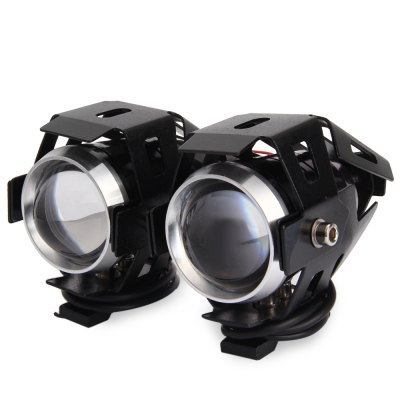 2PCS U5 Motorcycle 12V LED Laser Cannon