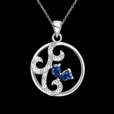 N110-A 925 Silver Plated Necklace Brand New Design Pendant Necklaces Jewelry for WomenNecklaces &amp; Pendants<br>N110-A 925 Silver Plated Necklace Brand New Design Pendant Necklaces Jewelry for Women<br>