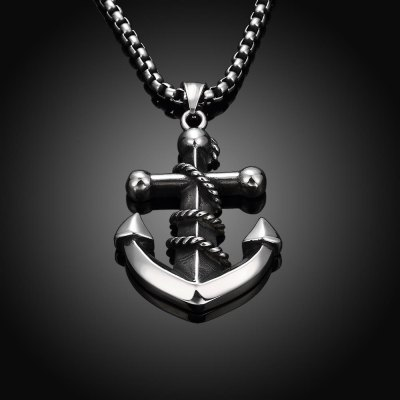N052 316L Stainless Steel Fashion NecklaceNecklaces &amp; Pendants<br>N052 316L Stainless Steel Fashion Necklace<br>