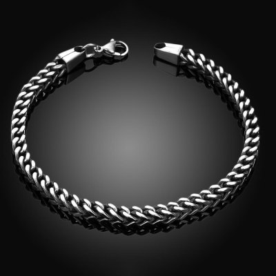Fashion 316L Stainless Steel Bracelet for Man H026Bracelets &amp; Bangles<br>Fashion 316L Stainless Steel Bracelet for Man H026<br>