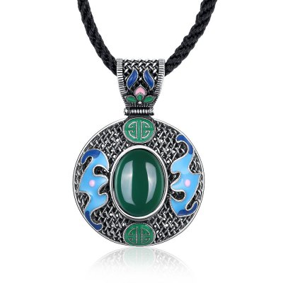 N013-C Ladies Popular National Style Necklace