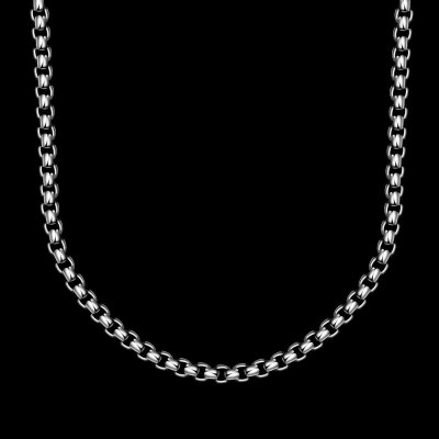 N058 Western 316L Stainless Steel Necklace for ManNecklaces &amp; Pendants<br>N058 Western 316L Stainless Steel Necklace for Man<br>