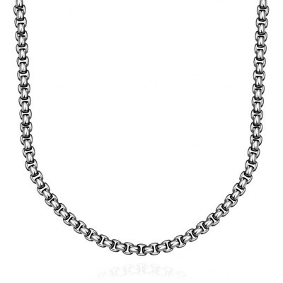 N058 Western 316L Stainless Steel Necklace for Man