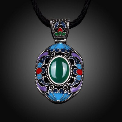 N008-C Women National Style NecklaceNecklaces &amp; Pendants<br>N008-C Women National Style Necklace<br>
