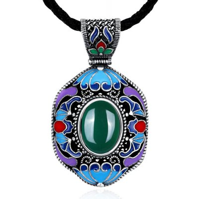 N008-C Women National Style Necklace