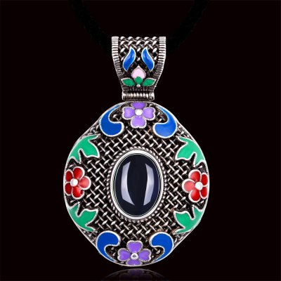 N014-A Women National Style NecklaceNecklaces &amp; Pendants<br>N014-A Women National Style Necklace<br>