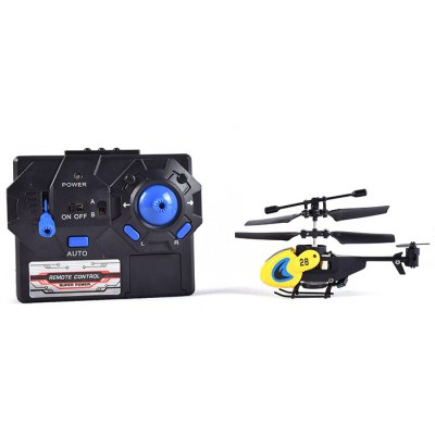 HW7002 2.4G 2.5CH 6 Axis Gyro Mini RC Helicopter