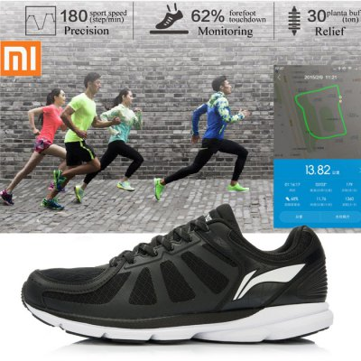 Smart Running Shoes with Bulit-in Xiaomi Mi Chips