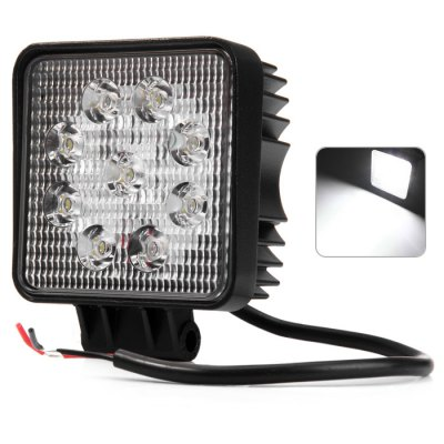 DY6027 27W Square Work Light Floodlight