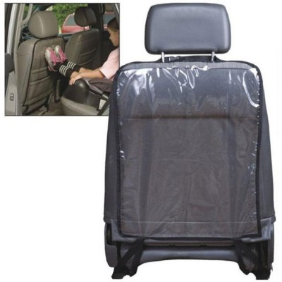 Car Seat Back Protector Cover Kid Kick Mud Mat Cleaning Pad