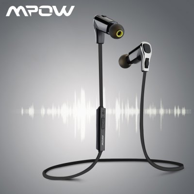 MPOW Swallow Bluetooth V4.1 Sport Earbuds